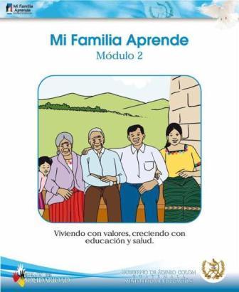 Rotafolio Mi Familia Aprende 2