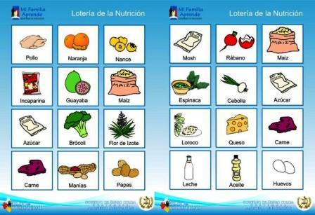 Lotería de la Nutricción
