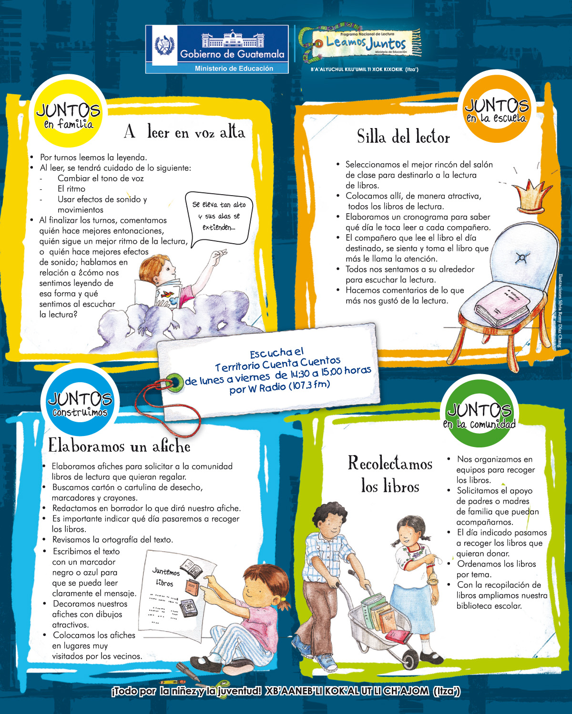 MINEDUC - PROGRAMA LEAMOS JUNTOS - CUENTA CUENTOS