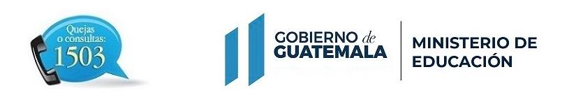 Ministerio de educaci n guatemala for La pagina del ministerio